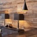 Grinzi, console si scanduri cu finisaj de lemn
